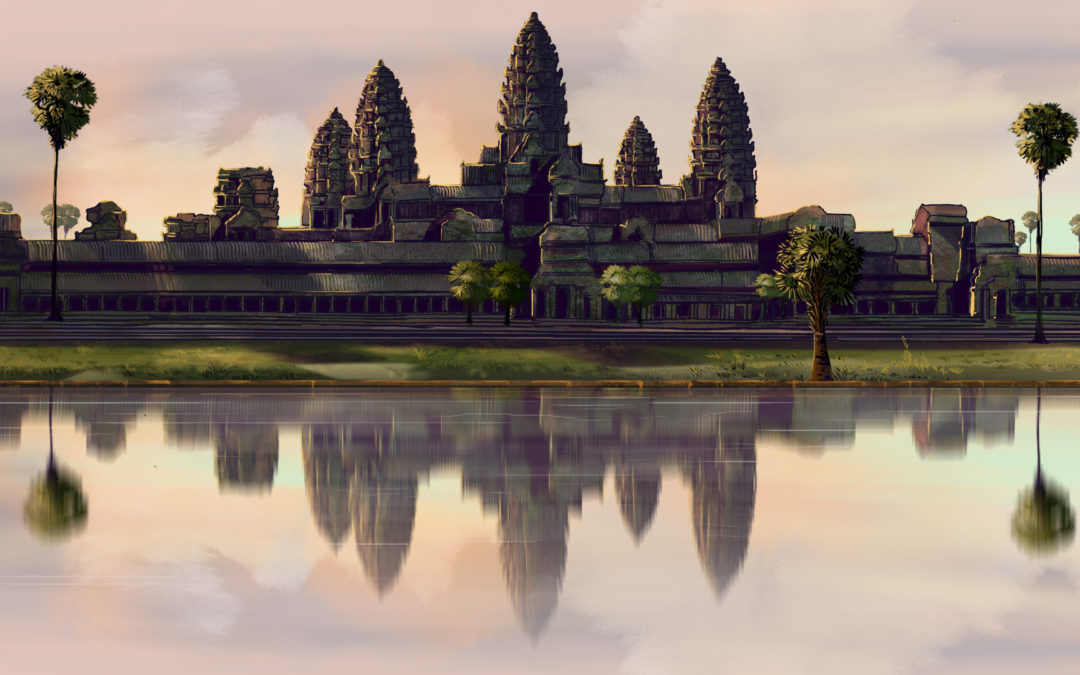 Angkor is our heritage