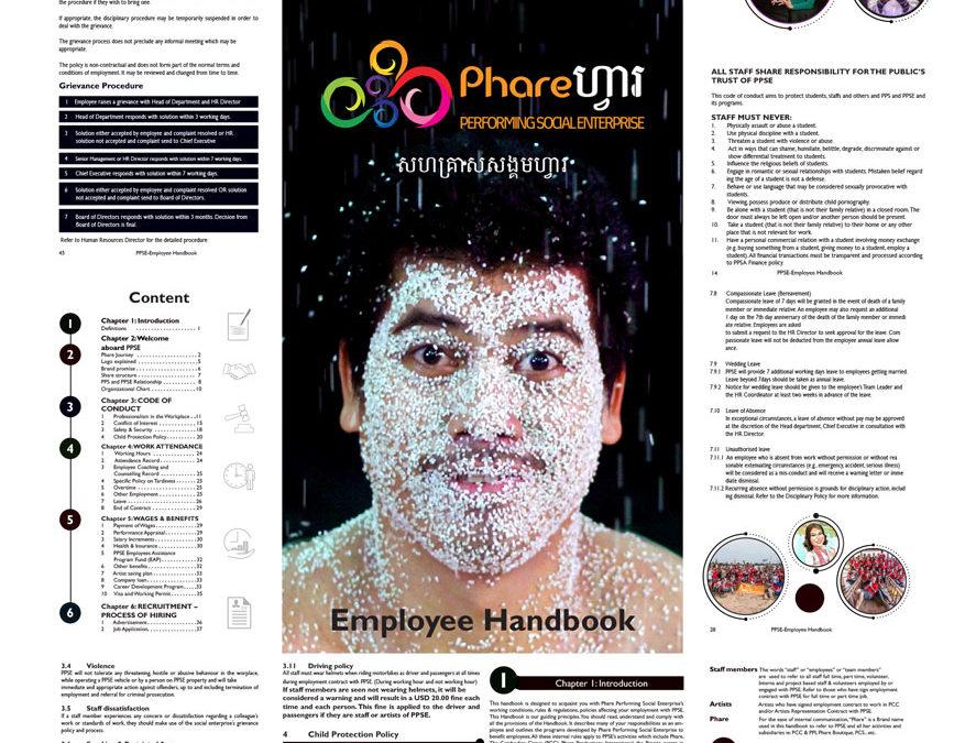 PPSE employees handbook
