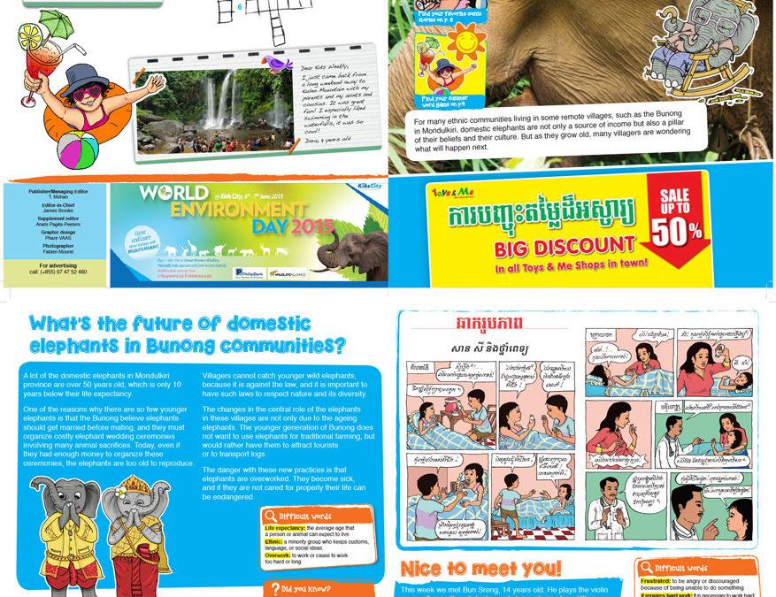 Khmer Times Kids