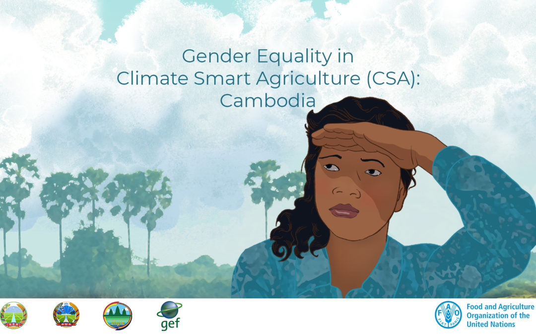 Gender Equality, Climate Smart Agriculture